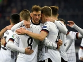 L'Allemagne qualifiée mais encore en chantier