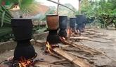 La marmite traditionnelle des Thai