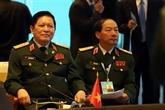 Conférence restreinte des ministres de la Défense de l'ASEAN en Thaïlande