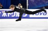 Patinage : Samarin, premier Russe vainqueur de la Coupe de Russie depuis dix ans