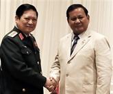 Défense : activités du ministre Ngô Xuân Lich en Thaïlande