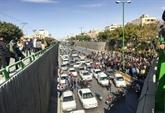 Violences meurtrières en Iran : l'État prévient qu'il ne tolérera pas