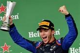 F1 : premier podium pour Gasly pour conclure une année difficile
