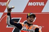 MotoGP : Marquez intouchable à Valence, Quartararo encore sur ses talons