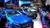 Les importations de voitures continuent d'augmenter