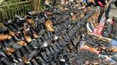 Forte croissance des exportations de chaussures, sandales et articles de voyage