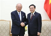 Le Vietnam apprécie son partenariat stratégique avec le Japon