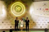PV GAS dans la liste des 50 meilleures entreprises cotées de Forbes