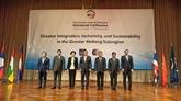Sous-région du Mékong élargie : le Vietnam met en avant la coopération