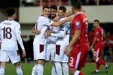 Euro-2020 : ça passe pour la Suisse et le Danemark, ça roule pour l'Italie