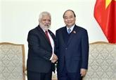 Le Vietnam prend en consolidation la promotion des relations avec Venezuela