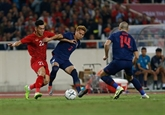 Le Vietnam fait un match nul contre la Thaïlande