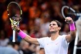 Masters 1000 de Paris : Nadal met fin au joli parcours de Tsonga
