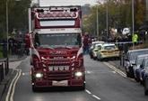 Annoncer la liste des mortes dans un camion frigorifique au Royaume-Uni