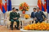 Coopération dans la défense, pilier des relations spéciales Vietnam - Cambodge