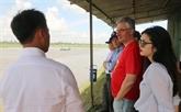 Les entreprises de l'Union européenne invitées à investir à An Giang