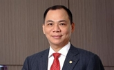 Pham Nhât Vuong parmi les 50 personnalités les plus influentes du monde