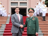 Vietnam et États-Unis intensifient leur coopération dans la défense
