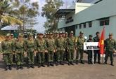 Le Vietnam au 29e tournoi de tir des armées de l'ASEAN (AARAM-29)