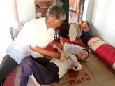 Aides japonaises aux victimes vietnamiennes de la dioxine