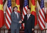 Le Vietnam attache d'importance au partenariat intégral avec les États-Unis