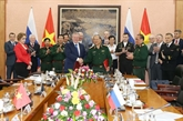 Vietnam et Russie renforcent leur coopération dans la technique militaire