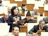 La 8e session de l'Assemblée nationale se poursuit à Hanoï