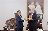An Giang renforce sa coopération avec le Cambodge