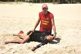 Les plages vietnamiennes sous la surveillance d'un Australien