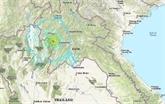 Séisme de magnitude 6,1 dans le Nord-Ouest du Laos (institut américain)