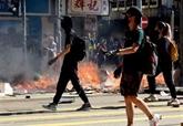 Chine : Hong Kong n'a pas encore annoncé de pertes de citoyens vietnamiens