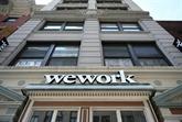 L'emblème des bureaux partagés WeWork supprime près d'un emploi sur cinq dans le monde