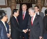 Vietnam - Allemagne : Hô Chi Minh-Ville et le land de Saxe-Anhalt promeuvent leur coopération