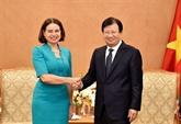 Promouvoir la coopération Vietnam - Australie