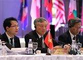 Le Vietnam à la 7e réunion du Conseil des juges en chef de l'ASEAN