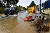 France : un épisode méditerranéen intense en cours dans 11 départements