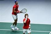 Coupe Davis : la Russie sort la Serbie, l'Espagne s'en sort face à l'Argentine