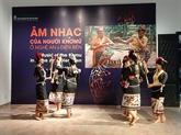 La musique des Khomu de Diên Biên et Nghê An à l'honneur à Hanoï