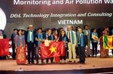 Technologies de l'information et de la communication : remise des prix d'APICTA 2019