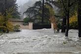Fortes inondations sur la Côte d'Azur : deux disparus et au moins deux blessés, levée de l'alerte rouge