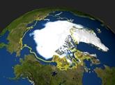 Arctique : deux explorateurs en difficulté à cause du réchauffement climatique
