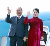 Le Premier ministre Nguyên Xuân Phuc se rend en République de Corée pour des sommets