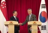 République de Corée et Singapour renforcent leurs liens dans la 4e révolution industrielle