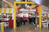 La Semaine des marchandises Vietnam - Hanoï 2019 en République de Corée