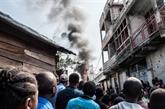 RDC : 29 morts dans le crash d'un avion sur Goma (nouveau bilan officiel)