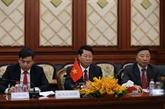 Un vice-ministre de la Police en visite au Cambodge