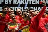 Coupe Davis : Nadal offre à l'Espagne son 6e Saladier d'Argent