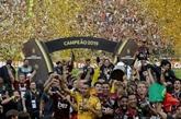 Copa Libertadores : les héros de Flamengo fêtés comme au carnaval