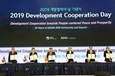 Sommet ASEAN - République de Corée : création d'un Conseil consultatif sur les villes intelligentes