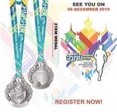 Plus de 4.000 coureurs participeront au Vientiane International Marathon 2019